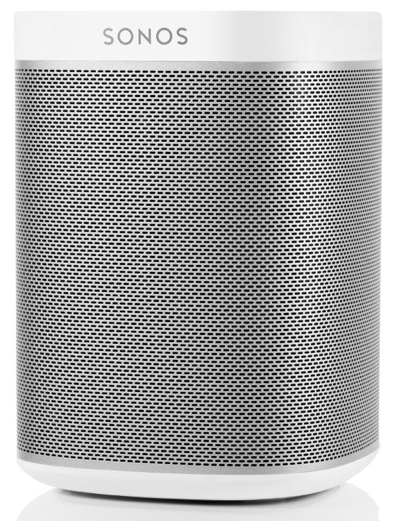 sonos play1 white front