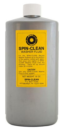 spin clean 16oz bottle