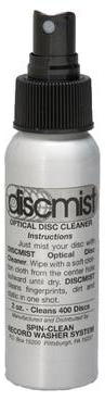 spinclean discmist bottle