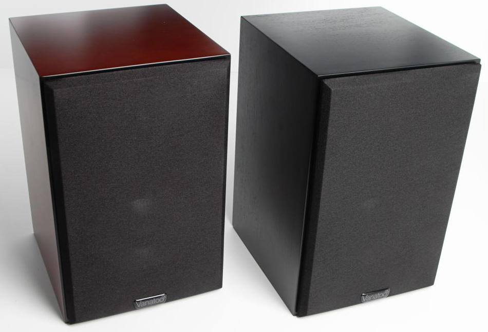 vanatoo speakers