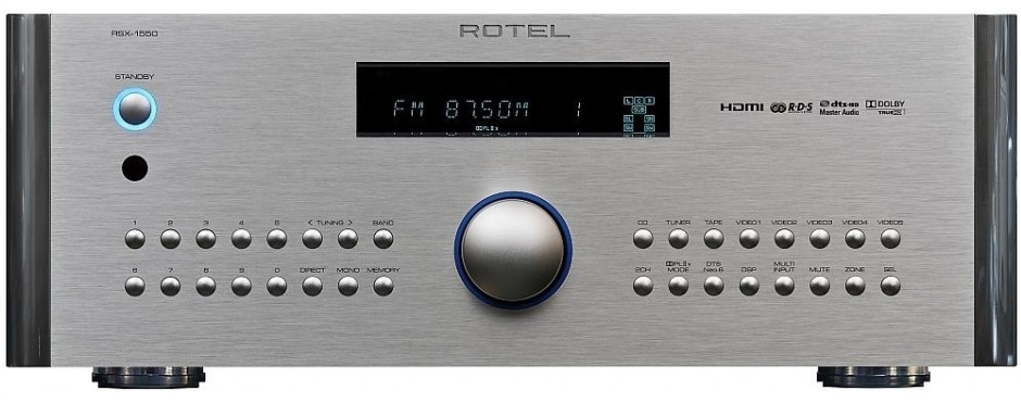 rotel-rsx1562-silver